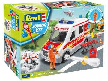 Revell Junior Kit - sanitka RVL00824