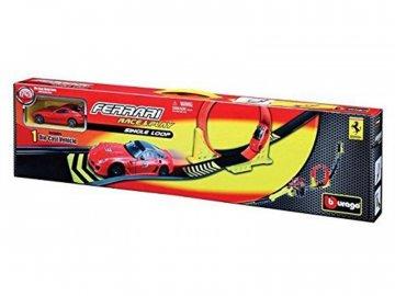 Bburago Ferrari závodní dráha s lopingem BB18-31215
