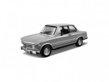 Bburago BMW 2002 tii 1972 1:32 stříbrná BB18-43202