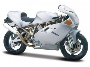 Bburago Ducati Supersport 900FE 1:18 BB18-51063