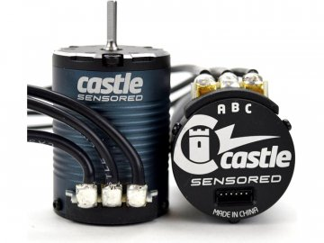 Castle Creations Castle motor 1406 1900ot/V senzored CC-060-0068-00