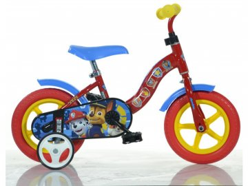"Dino-Bikes DINO Bikes - Dětské kolo 10"" Paw Patrol DB-108LPW"