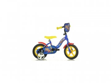 """Dino-Bikes DINO Bikes - Dětské kolo 10"""" Požárník Sam DB-108LSIP"""