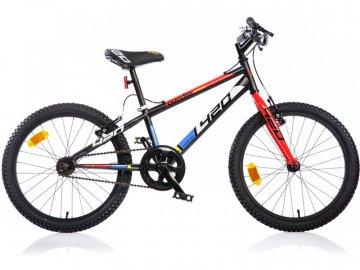 """Dino-Bikes DINO Bikes - Dětské kolo 20"""" Aurelia 420 Sport černé DB-420U"""