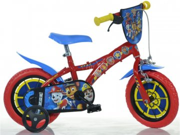 "Dino-Bikes DINO Bikes - Dětské kolo 12"" Paw Patrol DB-612LPW"