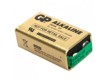 alkalická batéria
