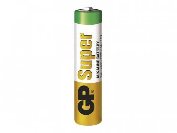 ASTRA GP SUPER alkalická baterie LR03 (AAA) (1ks) EM-B1310