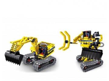 bagr robot teknotoys active bricks