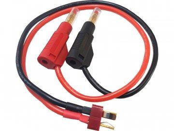 Fusion Nabíjecí kabel s banánky - DEANS FO-LGL-CLDNS