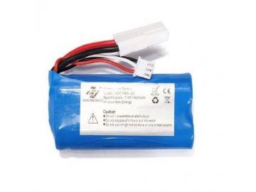 Náhradná batéria pre čln FT009, 7.4v, 1500MaH