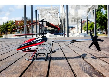 MJX RC vrtuľník T655C + WiFi kamera C4005