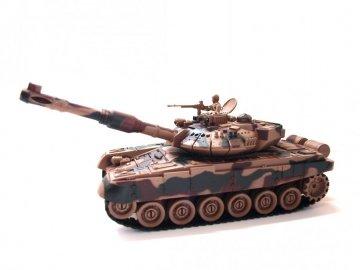 UF: Rc ruský tank T90 v2 v mierke 1:28 (2.4GHz RTR)