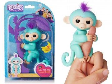 Fingerlings Monkey ZOE interaktívna hračka