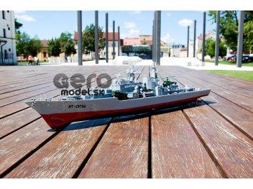 RC loď TPC: ruský torpédoborec Sowriemiennys 956A