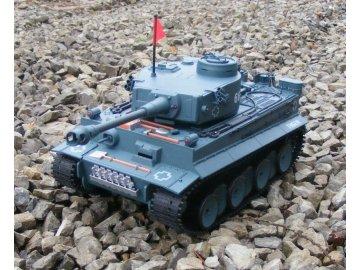 RC tank UF: Tiger 1:18 RTR ASG