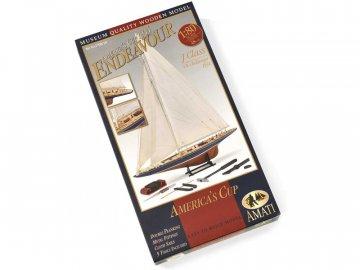 Amati AMATI Endeavour plachetnice 1934 1:80 kit KR-25010