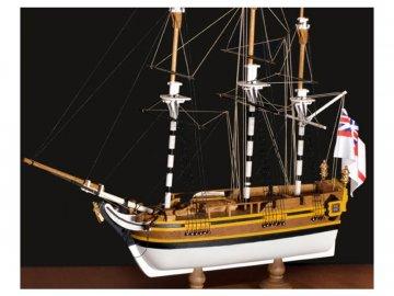 Amati AMATI H.M.S. Bounty 1:135 First step kit KR-25088