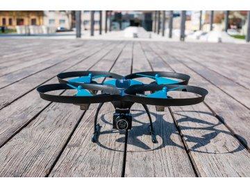 RC Dron UDI DISCOVERY2 15min, 2XAKU, TRASA, BAROMETER HD KAM, KOMPAS (4 of 14)
