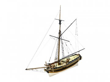 Caldercraft CALDERCRAFT H.M. Chatham 1660 1:64 kit KR-29011