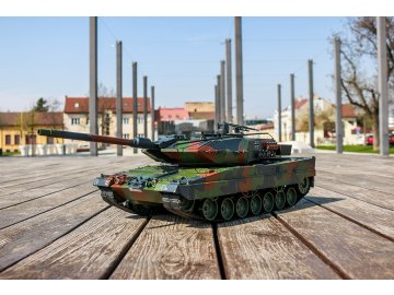 HOBBY ENGINE RC TANK LEOPARD 2A6 RTR 1 16 26.995MHZ (2 of 21)