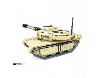 RC tank Panzer Teknotoys