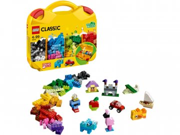 LEGO Classic - Kreativní kufřík LEGO10713