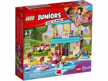 LEGO Juniors - Stephanie a její dům u jezera LEGO10763