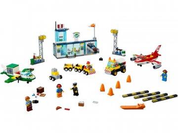LEGO Juniors - Hlavní městské letiště LEGO10764