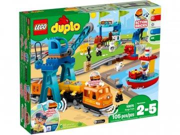 LEGO DUPLO - Nákladní vlak LEGO10875