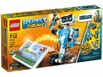 LEGO BOOST - Tvořivý box LEGO17101