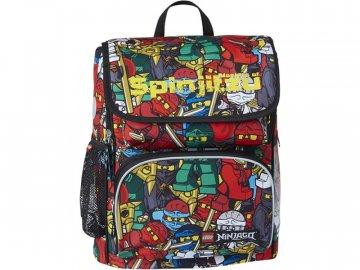 LEGO školní aktovka Recruiter - Ninjago Comic LEGO20069-1806