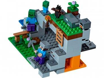 LEGO Minecraft - Jeskyně se zombie LEGO21141