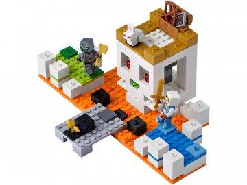 LEGO Minecraft - Bojová aréna LEGO21145