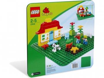 LEGO DUPLO - Velká podložka na stavění LEGO2304