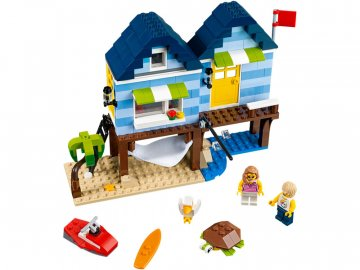 LEGO Creator - Dovolená na pláži LEGO31063