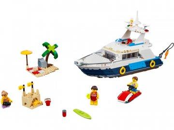 LEGO Creator - Dobrodružná plavba LEGO31083