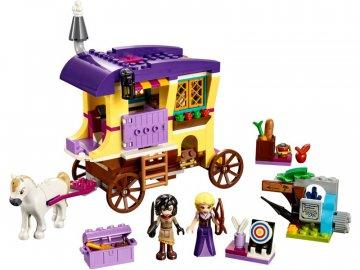 LEGO Disney - Locika a její kočár LEGO41157