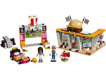 LEGO Friends - Jídelní vůz LEGO41349