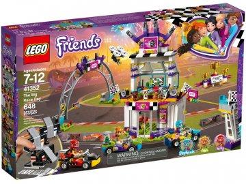 LEGO Friends - Velký závod LEGO41352