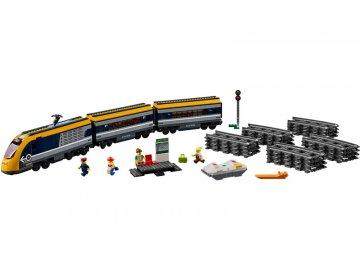 LEGO City - Osobní vlak LEGO60197