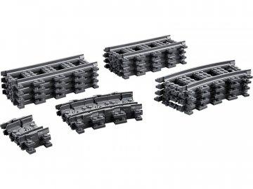 LEGO City - Koleje LEGO60205