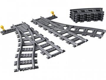 LEGO City - Výhybky LEGO60238