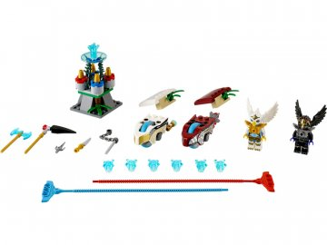 LEGO Chima - Boj v oblacích LEGO70114