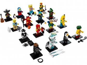 LEGO Minifigurky - Postavičky série 16 LEGO71013