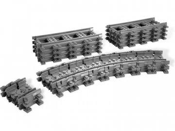 LEGO City - Ohebné koleje LEGO7499