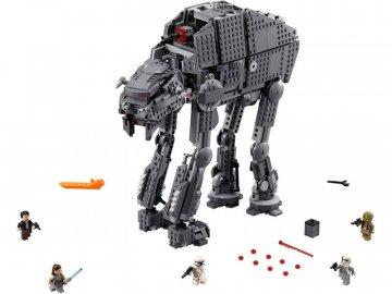 LEGO Star Wars - Těžký útočný chodec Prvního řádu LEGO75189