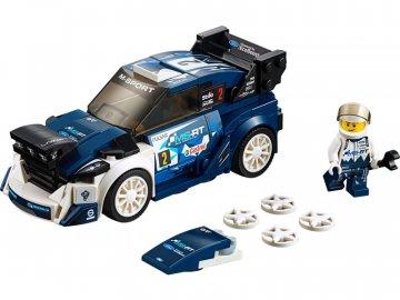LEGO Speed Champions - Ford Fiesta M-Sport WRC LEGO75885