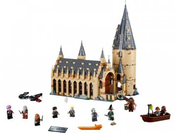 LEGO Harry Potter - Bradavická Velká síň LEGO75954