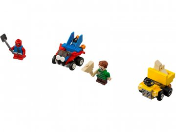 LEGO Super Heroes - Mighty Micros: Scarlet Spider vs. Sandman LEGO76089