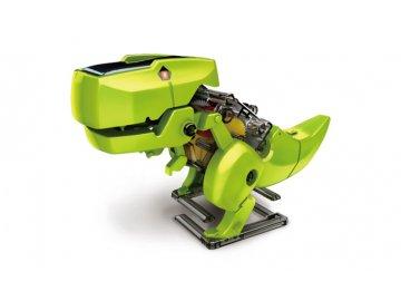 Robot Dinosaurus na solárny pohon - skladačka